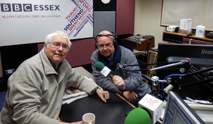 Sir Bob at BBC Essex