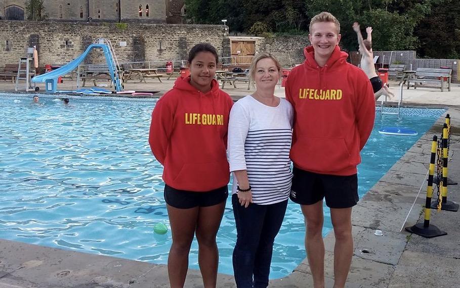 L-R_Emma_Hatton__Lisa_Dent_and_Joseph_Killick_from_Cirencester_Open_Air_pool.jpg