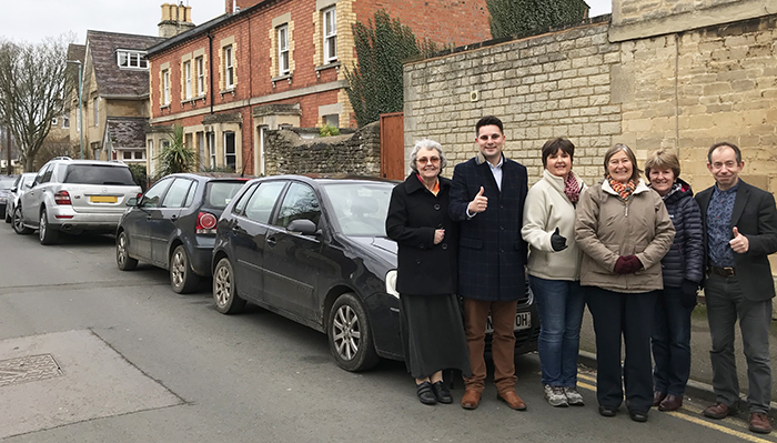 On Street parking to be reviewed in Cirencester…. AT LAST!