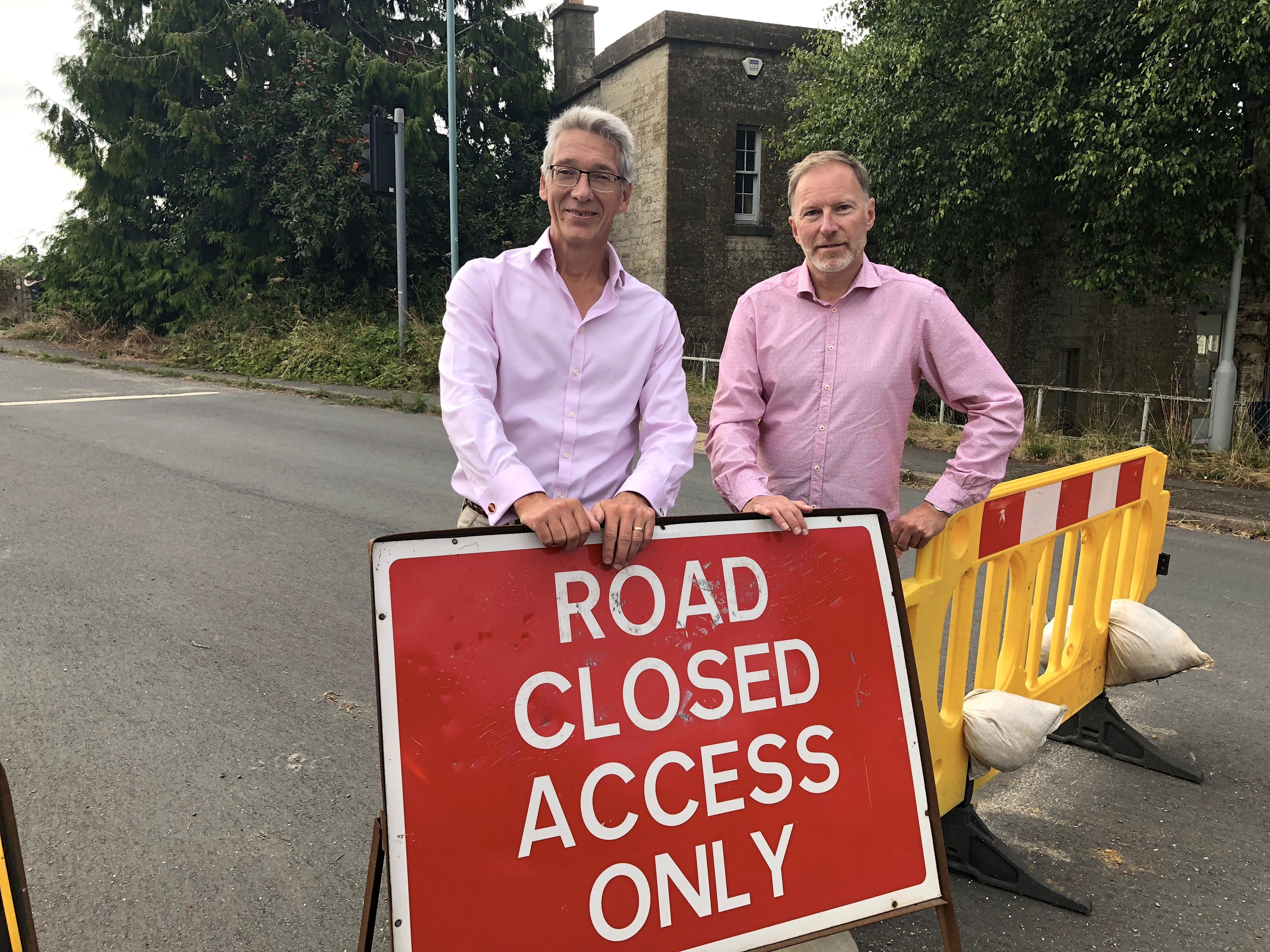 New proposal to get Old A40 reopened