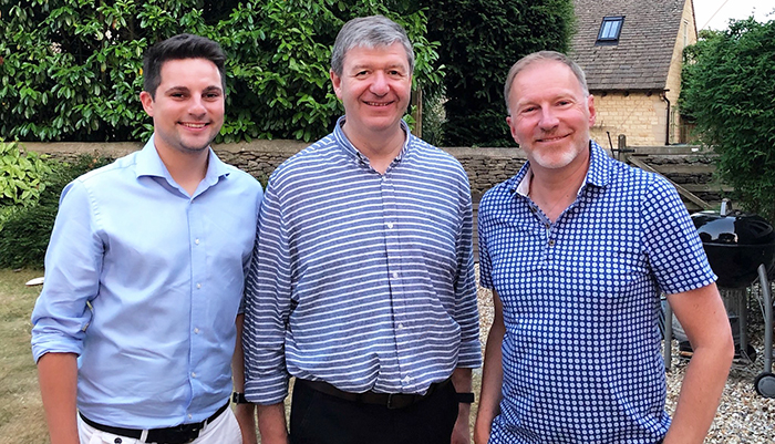 Local Lib Dems welcome former Government minister to the Cotswolds