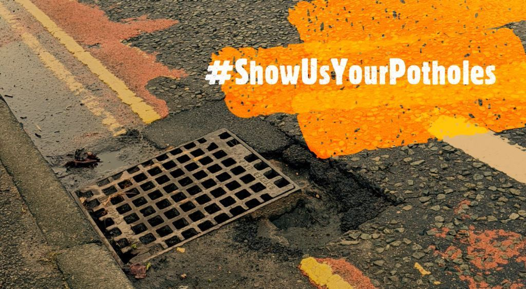 Show us your potholes