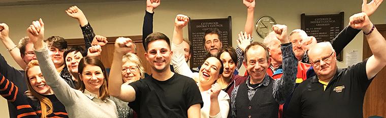 Cotswold Lib Dems launch local election campaign
