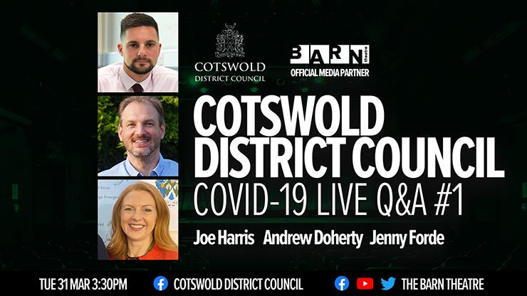 Council Leader Joe Harris to hold Coronavirus Q&A
