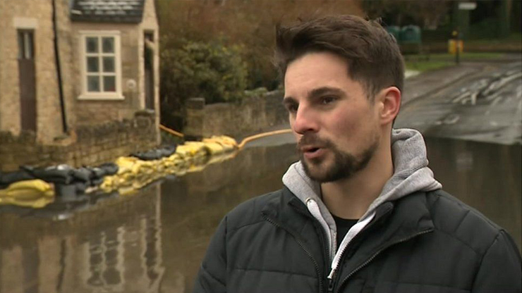 Council Leader demands action from Thames Water to prevent further sewage flooding