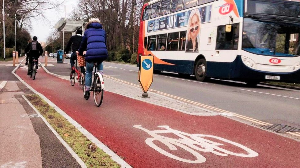 LEAKED DfT REPORT SLAMS CYCLING AND WALKING PROPOSALS