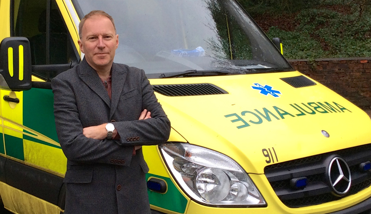A better ambulance service