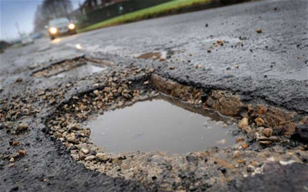 County's highways slammed by parish and county councillors