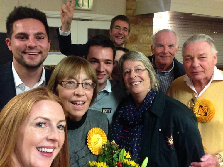 Conservatives routed as Liberal Democrats win Stow by-election