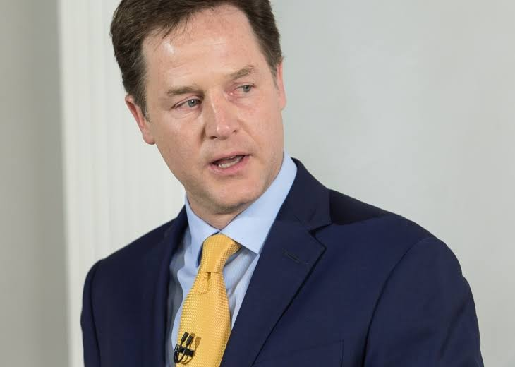 Clegg comments on Brexit timetable