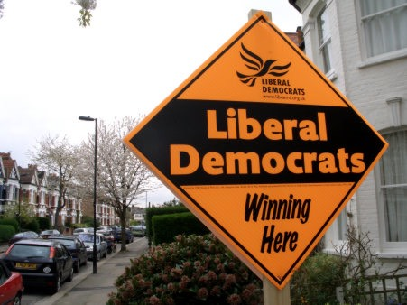 Liberal Democrats: Winning Here in Croydon