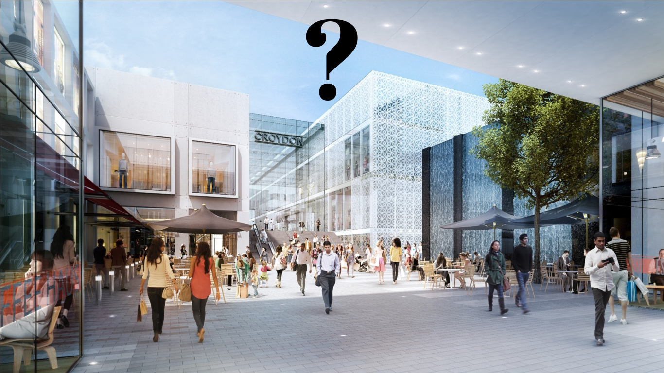 Brexit Uncertainty Casts Doubt on the Future of Westfield in Croydon