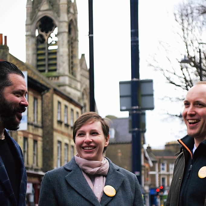 Chris, Claire and Guy in conversation - Liberal Democrats standing up for Crystal Palace and<br />Upper Norwood
