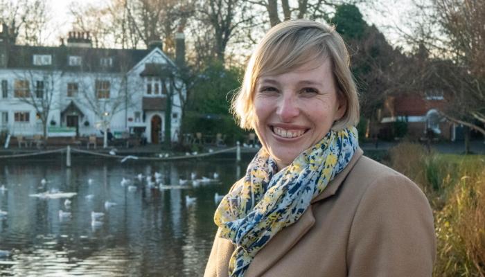 Claire Bonham