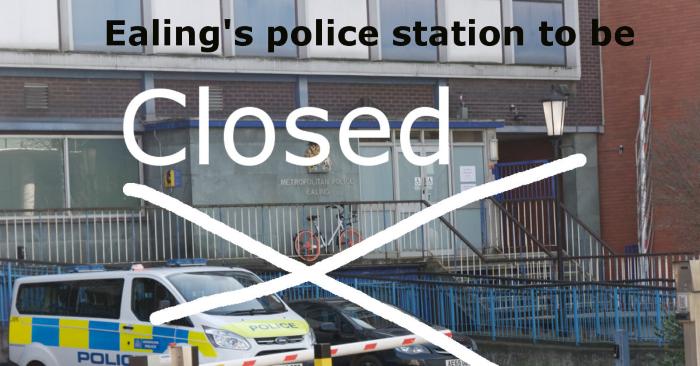 Save Ealing Police Station