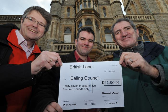Lib Dem victory delivers £67,500 boost for Ealing residents