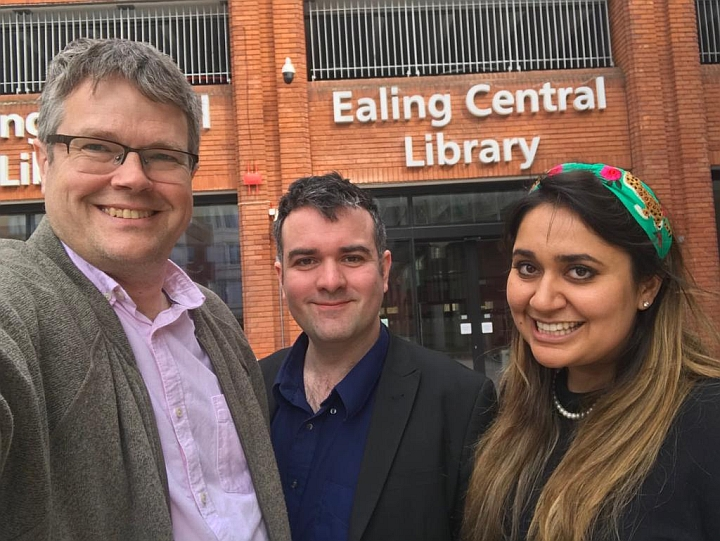 Lib Dems criticise Labour for not guaranteeing Ealing's libraries