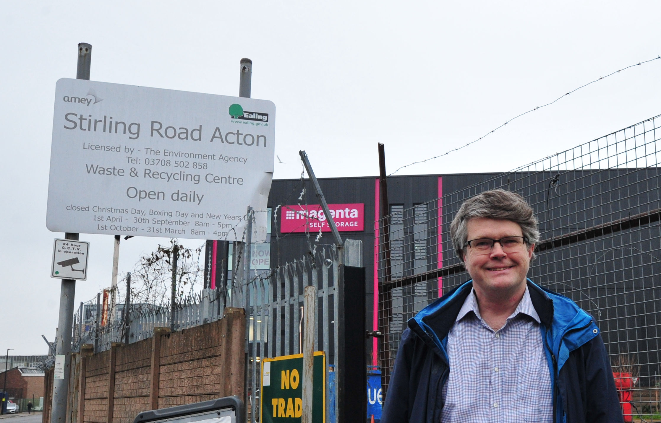 Save Acton Recycling Centre