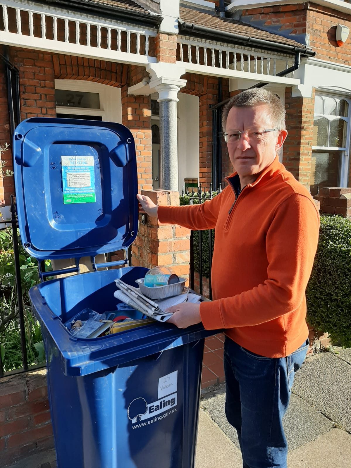 Lib Dems say Council needs to do more on failing recycling trend in Ealing