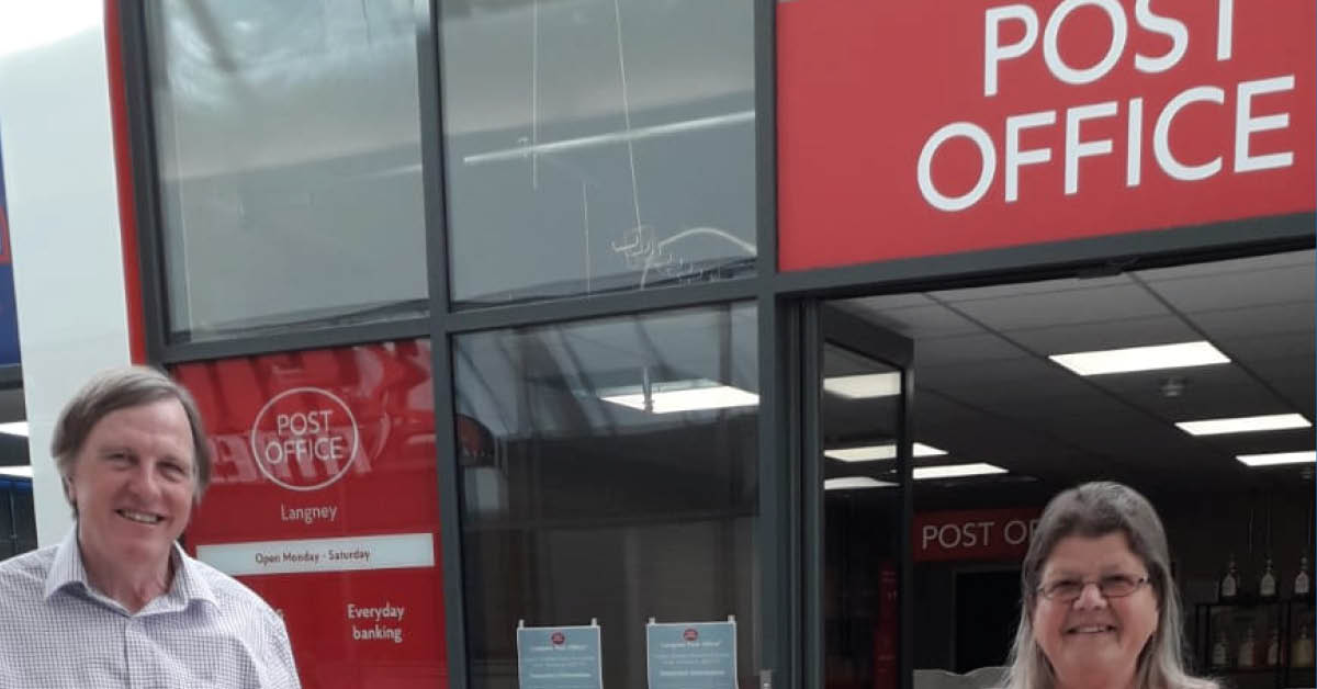 Langney Councillors Win Post Office Campaign