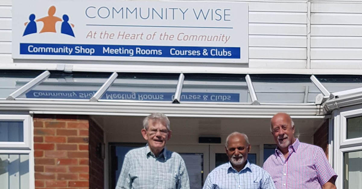 Ward Devolved Budget funds the re-opening of Community Wise