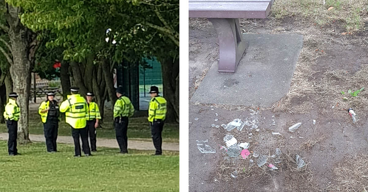 Councillors take action over anti-social behaviour in Gildredge Park