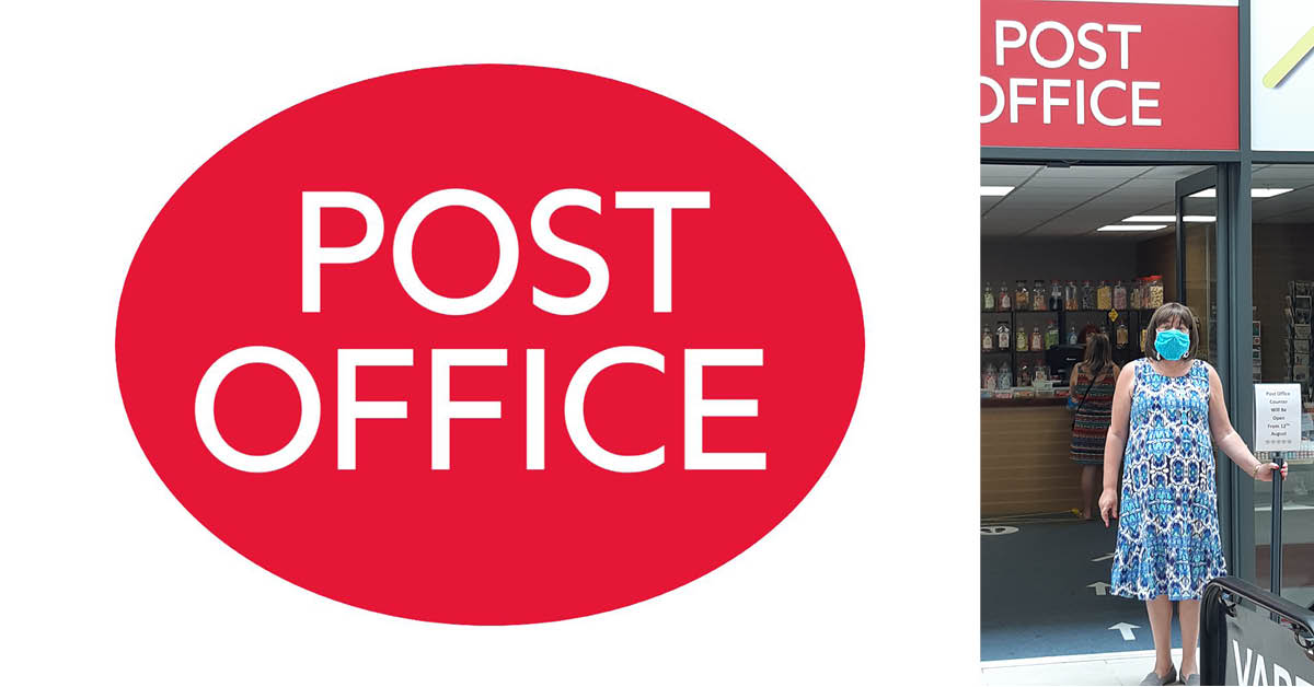 Local shopping centres and post office update