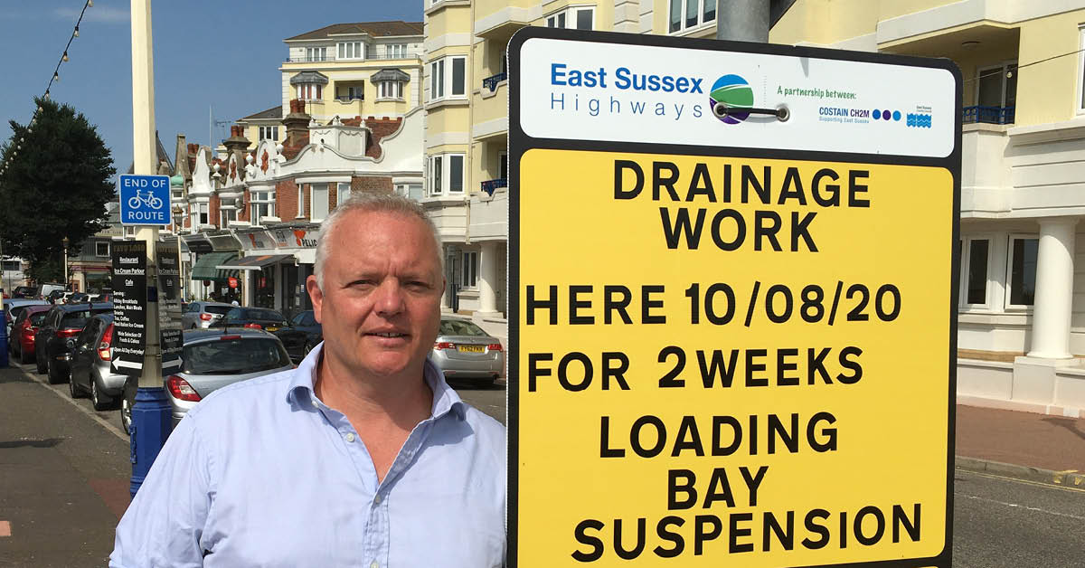 Lib Dems force County Council roadworks U-turn
