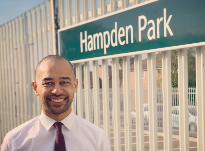 Josh Babarinde OBE announced as Lib Dem candidate for Hampden Park by-election
