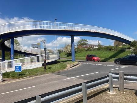 Bridge Over Langney Rise