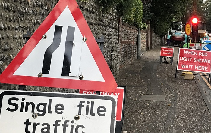 Fibre Disruption - County Inspectors Called to Multiple Sites