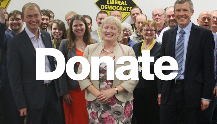 Donate and help us win in May!