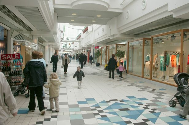 EK Shopping Centre - Redevelopment must provide opportunities for new business