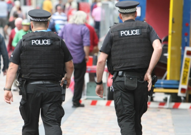 ARMED POLICE REVEALED TO HAVE ATTENDED 1644 ROUTINE INCIDENTS