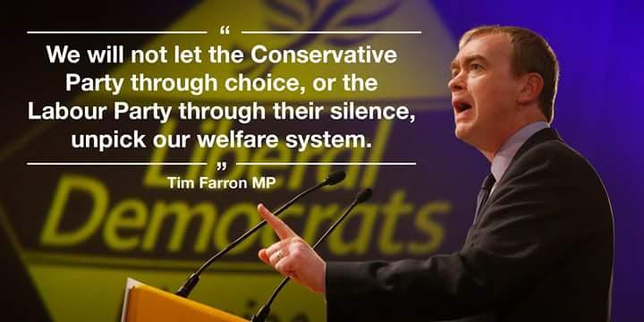 Lib Dems Oppose Tory Budget
