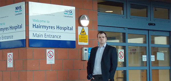 Thousands of Lanarkshire patients forced to travel for treatment last year