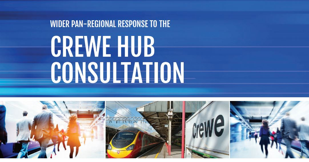 Tarporley Railway Station and the HS2 Crewe Hub Consultation