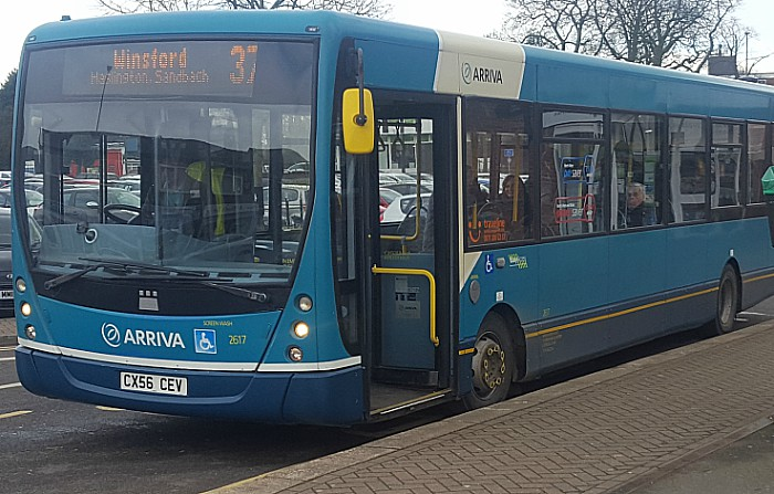 Cuts to Bus Services in rural Eddisbury