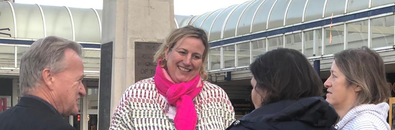 Winsford Regeneration - Launch of Public Consultation
