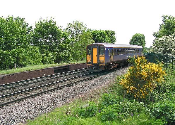 Update on Tarporley Railway Station Campaign