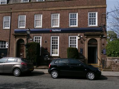 Natwest's decision to close their Tarporley branch