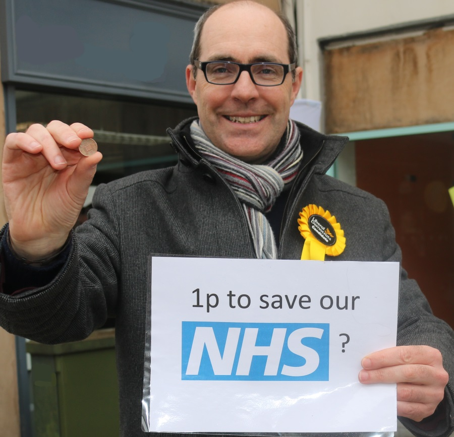 1p to Save Our NHS
