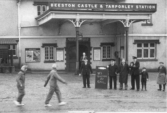 Tarporley Rail Station Campaign
