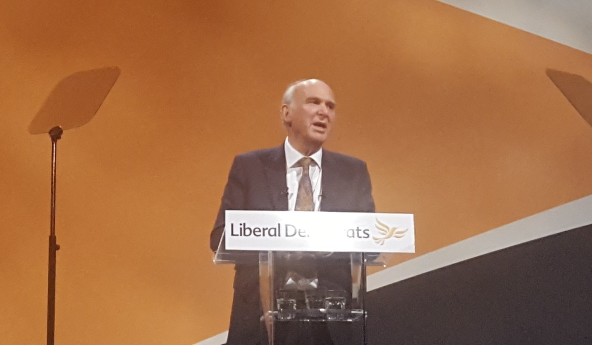 Vince Cable's Plan for a Better Britain