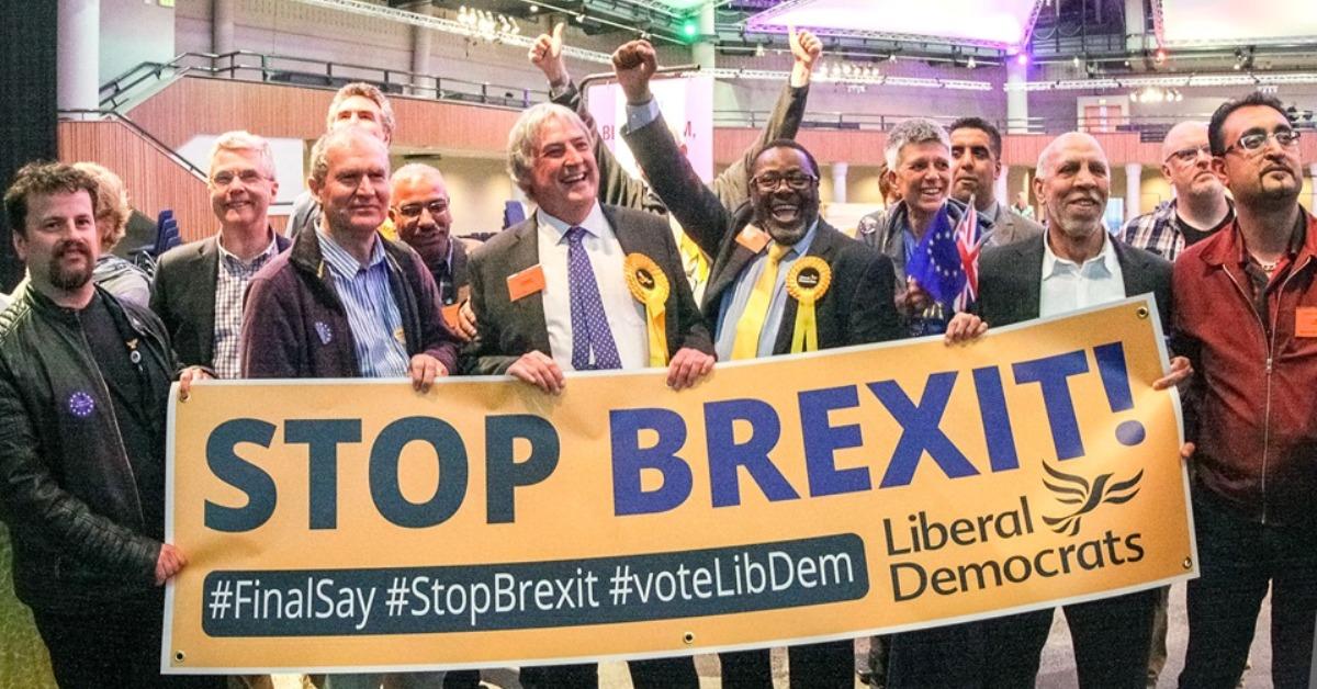 Lib Dems win Euro election  in Harborne and Edgbaston