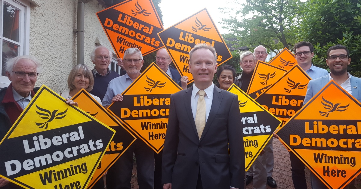 Colin Green selected to contest Edgbaston at the next election