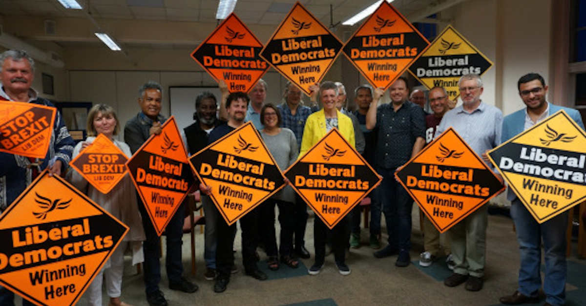 Izzy Knowles selected as Lib Dem PPC for Birmingham Hall Green