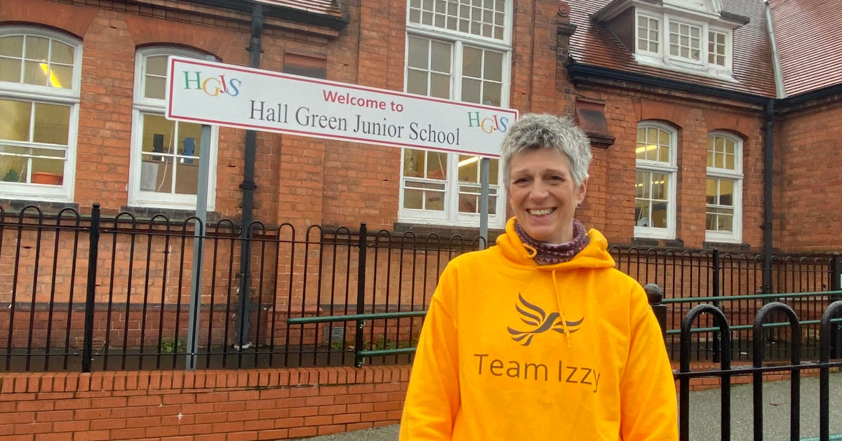 Lib Dems will reverse school cuts in Hall Green