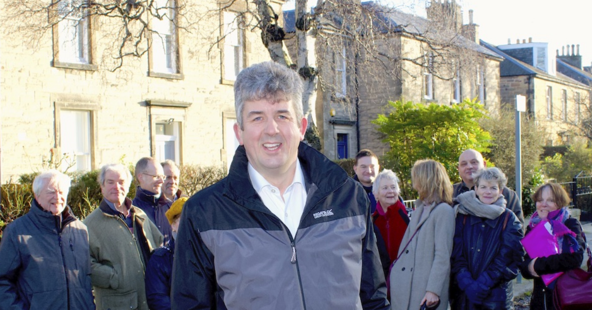 Donate to the South Edinburgh Campaigning Fund