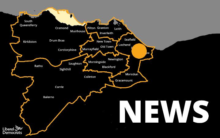 Portobello / Craigmillar news